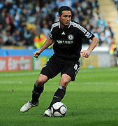 Frank Lampard of Chelsea in action during the FA Cup Sponsored by E.ON 6th round match between Coventry City and Chelsea at the Ricoh Arena on March 7, 2009 in Coventry, England.