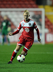 Bristol Academy Womens' Sophie Ingle  - Photo mandatory by-line: Joe Meredith/JMP - Mobile: 07966 386802 - 13/11/2014 - SPORT - Football - Bristol - Ashton Gate - Bristol Academy Womens FC v FC Barcelona - Women's Champions League