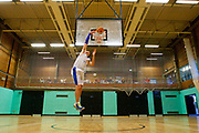 Sudbury, Suffolk. Cornard Kings - new basketball team, <br /> <br /> Picture: MARK BULLIMORE