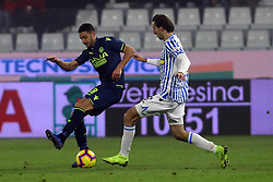 "Foto /Filippo Rubin<br /> 26/12/2018 Ferrara (Italia)<br /> Sport Calcio<br /> Spal - Udinese - Campionato di calcio Serie A 2018/2019 - Stadio ""Paolo Mazza""<br /> Nella foto: HIDDE TER AVEST (UDINESE) VS SIMONE MISSIROLI (SPAL)<br /> <br /> Photo /Filippo Rubin<br /> December 26, 2018 Ferrara (Italy)<br /> Sport Soccer<br /> Spal vs Udinese - Italian Football Championship League A 2018/2019 - ""Paolo Mazza"" Stadium <br /> In the pic: HIDDE TER AVEST (UDINESE) VS SIMONE MISSIROLI (SPAL)"