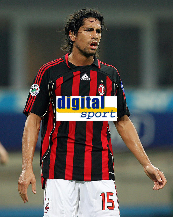 Fotball<br /> Serie A Italia<br /> 20.09.2006<br /> Milan v Ascoli 1-0<br /> Foto: Inside/Digitalsport<br /> NORWAY ONLY<br /> <br /> Borriello