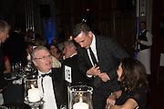 SIR HOWARD STRINGER; STEVE COOGAN, Luminous -Celebrating British Film and British Film Talent,  BFI gala dinner & auction. Guildhall. City of London. 6 October 2015.