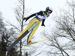 31.01.2014, Energie AG Skisprung Arena, Hinzenbach, AUT, FIS Ski Sprung, FIS Ski Jumping World Cup Ladies, Hinzenbach, Training im Bild #19 Elisabeth Raudaschl (AUT) // during FIS Ski Jumping World Cup Ladies at the Energie AG Skisprung Arena, Hinzenbach, Austria on 2014/01/31. EXPA Pictures © 2014, PhotoCredit: EXPA/ Reinhard Eisenbauer