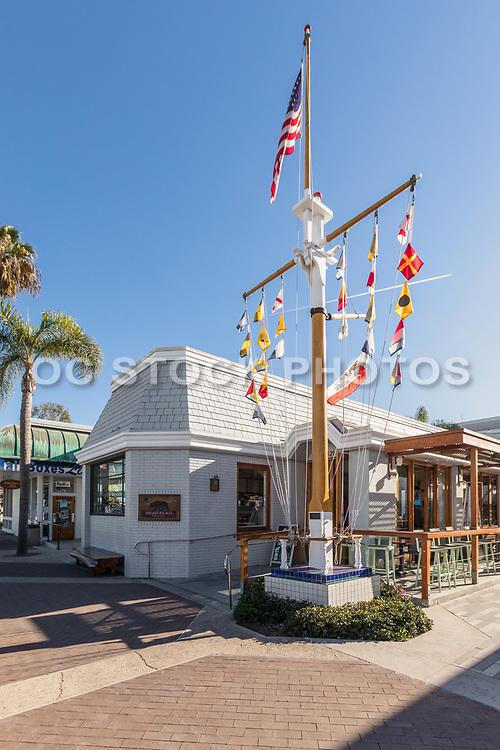 Bear Flag Fish Restaurant in Via Lido Plaza Newport Beach