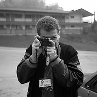 Images from the 1993 Eddie Adams Workshop for photojournalists held in upstate New York.