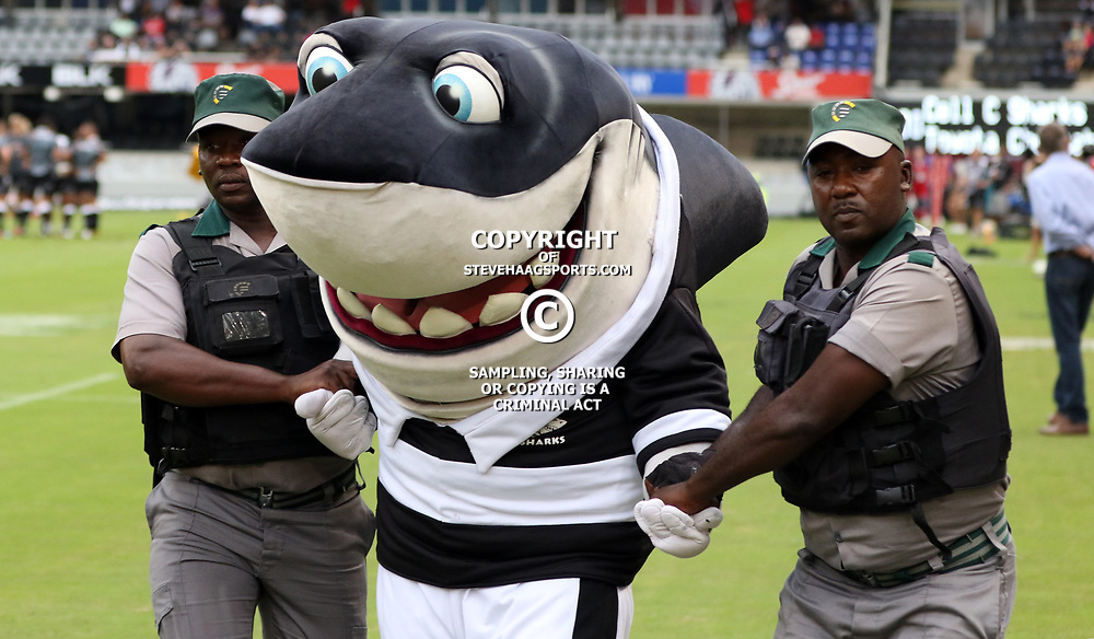 DURBAN, SOUTH AFRICA - FEBRUARY 14: GV during the Super Rugby match between Cell C Sharks and Toyota Cheetahs at Growthpoint Kings Park on February 14, 2015 in Durban, South Africa. (Photo by Steve Haag/Gallo Images)