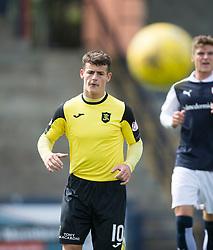Livingston Danny Mullen. <br /> Raith Rovers 3 v 0 Livingston, SPFL Ladbrokes Premiership game played 8/8/2015 at Stark's Park.