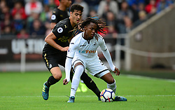 Renato Sanches of Swansea City - Mandatory by-line: Alex James/JMP - 10/09/2017 - FOOTBALL - Liberty Stadium - Swansea, England - Swansea City v Newcastle United - Premier League