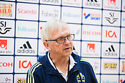 SOLNA 2016-09-03<br /> Lasse Richt under landslagets tr&auml;ning p&aring; Friends Arena, l&ouml;rdag 3 september 2016.<br /> Foto: Nils Petter Nilsson/Ombrello<br /> ***BETALBILD***