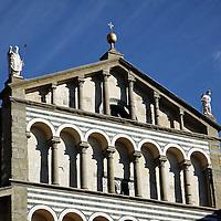 La Cattedrale di San Zeno Pistoia Capitale della Cultura italiana 2017