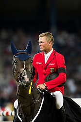 Tebbel Maurice, GER, Chacco's Son<br /> CHIO Aachen 2018<br /> © Hippo Foto - Sharon Vandeput<br /> 19/07/18
