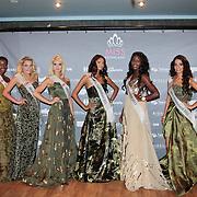 NLD/Nijkerk/20110710 - Miss Nederland verkiezing 2011, de Missen