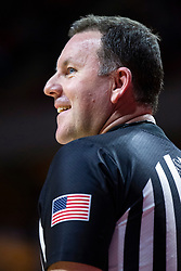 NORMAL, IL - February 15:  Brad Gaston during a college basketball game between the ISU Redbirds and the Valparaiso Crusaders on February 15 2020 at Redbird Arena in Normal, IL. (Photo by Alan Look)