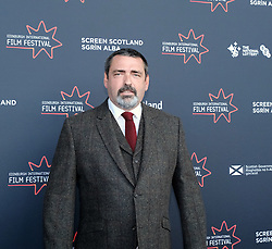 Edinburgh International Film Festival 2019<br /> <br /> Robert The Bruce (World Premiere)<br /> <br /> Pictured: Angus Macfadyen<br /> <br /> Aimee Todd | Edinburgh Elite media