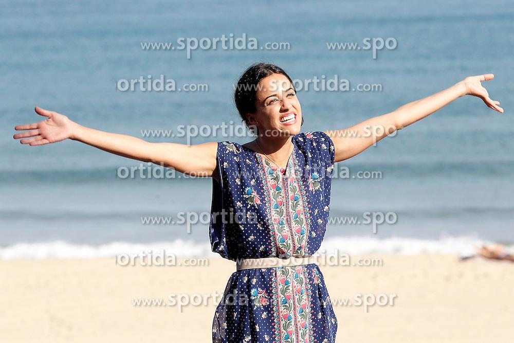 22.09.2012, San Sebastian Donostia, ESP, 60th San Sebastian Donostia International Film Festival, im Bild The actress Macarena Garcia attend the photocall of 'Blancanieves' // during 60th San Sebastian Donostia International Film Festival, San Sebastian Donostia, Spain on 2012/09/22. EXPA Pictures © 2012, PhotoCredit: EXPA/ Alterphotos/ Acero..***** ATTENTION - OUT OF ESP and SUI *****