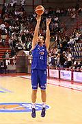 DESCRIZIONE : Campionato 2015/16 Giorgio Tesi Group Pistoia - Enel Brindisi<br /> GIOCATORE : Milosevic Nemanja <br /> CATEGORIA : Tiro Riscaldamento Before Pregame<br /> SQUADRA : Enel Brindisi<br /> EVENTO : LegaBasket Serie A Beko 2015/2016<br /> GARA : Giorgio Tesi Group Pistoia - Enel Brindisi<br /> DATA : 04/10/2015<br /> SPORT : Pallacanestro <br /> AUTORE : Agenzia Ciamillo-Castoria/S.D'Errico<br /> Galleria : LegaBasket Serie A Beko 2015/2016<br /> Fotonotizia : Campionato 2015/16 Giorgio Tesi Group Pistoia - Enel Brindisi<br /> Predefinita :