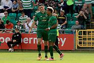 Shamrock Rovers v Celtic - Pre-Season Friendly - Tallaght Stadium, 8 July 2017