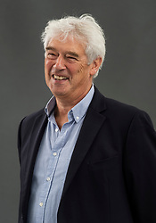 """Edinburgh, Scotland, UK; 18 August, 2018. Pictured;  <br /> Jamie Jauncey the author. He is a contributor to the book """"Lessons From the World's Oldest Companies"""" which  tells the story of 12 businesses with a combined age of 5000 years."""