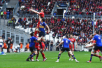 Bakkies Botha - 19.04.2015 - Toulon / Leinster - 1/2Finale European Champions Cup -Marseille<br />