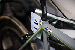 Kirsten Wild's Cannondale at Tour of Chongming Island - Stage 2. A 135.4km road race from Changxing Island to Chongming Island, China on 6th May 2017.