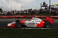 Helio Castroneves, Honda 200, Mid-Ohio Sports Car Course, Lexington, OH USA  8/9/08