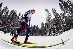 March 8, 2019 - –Stersund, Sweden - 190308 Lucie Charvatova of Czech Republic competes in the Women's 7.5 KM sprint during the IBU World Championships Biathlon on March 8, 2019 in Östersund..Photo: Petter Arvidson / BILDBYRÃ…N / kod PA / 92247 (Credit Image: © Petter Arvidson/Bildbyran via ZUMA Press)