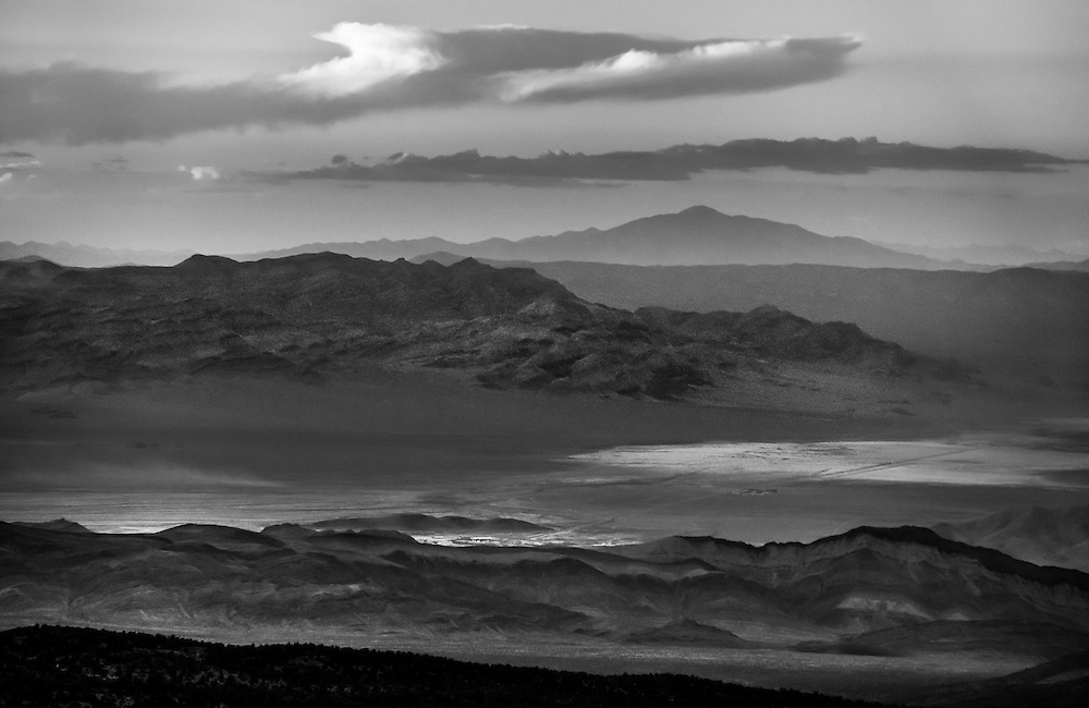 Scenics in California & Nevada