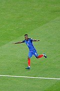 Thomas LEMAR (FRA) scored the second goal, celebration during the FIFA World Cup Russia 2018, Qualifying Group A football match between France and Netherlands on August 31, 2017 at Stade de France in Saint-Denis, France - Photo Stephane Allaman / ProSportsImages / DPPI