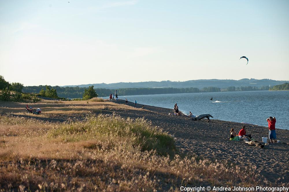 Sauvie's Island, Portland, Oregon