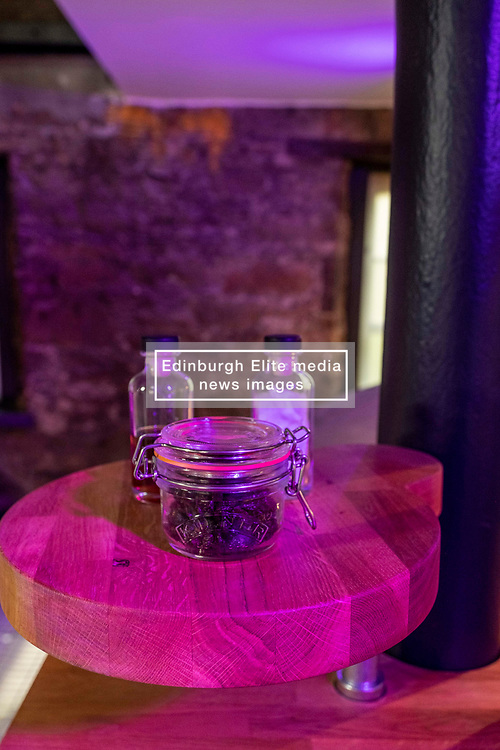 Pictured: <br /><br />A new distillery for Edinburgh, The Holyrood Distillery, was available for viewing a day ahead of their official opening to the public on Tuesday 30 July 2019<br /><br /> Ger Harley | EEm 29 July 2019