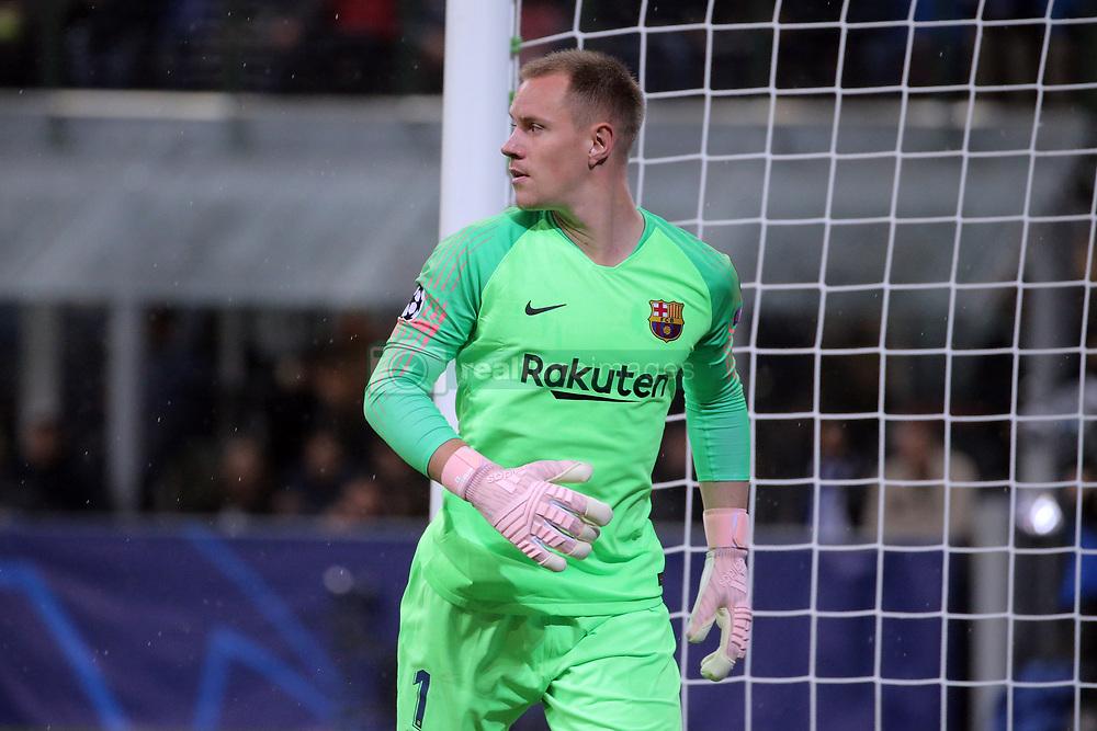 صور مباراة : إنتر ميلان - برشلونة 1-1 ( 06-11-2018 )  20181106-zaa-n230-465