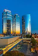 Metro Towers Office for Ivanhoe Cambridge 2013