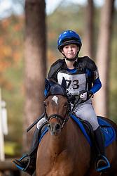 De Dycker Lien, BEL, Ten Ankers Freeanca <br /> LRV Ponie cross - Zoersel 2018<br /> © Hippo Foto - Dirk Caremans<br /> 28/10/2018