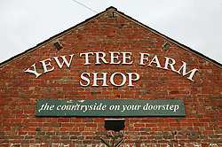 Yew Tree Farm Shop; Liverpool,