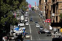 Sydney traffic, Australia.