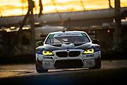 January 22-26, 2020. IMSA Weathertech Series. Rolex Daytona 24hr. #96 Turner Motorsport BMW M6 GT3, GTD: Robby Foley III, Jens Klingmann, Bill Auberlen, Dillon Machavern
