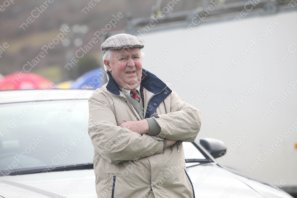 Dick O Gorman pictured at the Bellharbour Point to Point on Sunday.<br /> Pic. Brian Arthur/ Press 22.