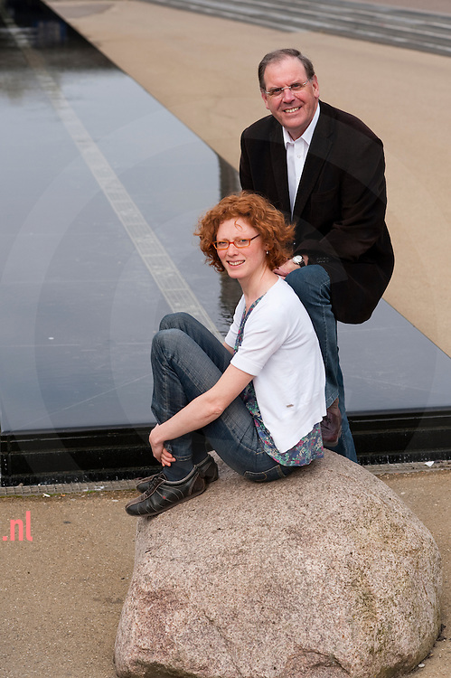 Jan van Rooijen en Marjolein Haandrikman