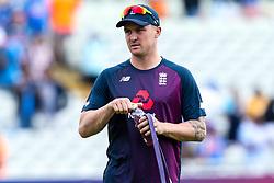 Jason Roy of England - Mandatory by-line: Robbie Stephenson/JMP - 30/06/2019 - CRICKET - Edgbaston - Birmingham, England - England v India - ICC Cricket World Cup 2019 - Group Stage