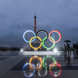Olympic day celebrations for Paris 2024