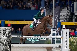 Pender Michael, IRL, Z Seven Canya Dance<br /> FEI World Breeding Jumping Championships for Young horses - Lanaken 2016<br /> © Hippo Foto - Dirk Caremans<br /> 18/09/16