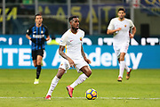 Gerson of AS Roma during the Italian championship Serie A football match between FC Internazionale and AS Roma on January 21, 2018 at Giuseppe Meazza stadium in Milan, Italy - Photo Morgese - Rossini / ProSportsImages / DPPI