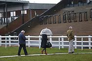 Plumpton, UK. 12th December 2016. <br /> Racegoers arrive at Plumpton Racecourse ahead of todays race meeting.<br /> &copy; Telephoto Images / Alamy Live News