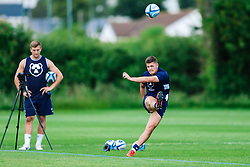 Callum Sheedy in action during week 1 of Bristol Bears pre-season training ahead of the 19/20 Gallagher Premiership season - Rogan/JMP - 03/07/2019 - RUGBY UNION - Clifton Rugby Club - Bristol, England.