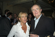 CANDIDA LYCETT GREEN AND JIM BROADBENT, Discover Wilton's Music Hall, Fundraising event. Graces alley, Ensign St. London. 5 December 2007. -DO NOT ARCHIVE-© Copyright Photograph by Dafydd Jones. 248 Clapham Rd. London SW9 0PZ. Tel 0207 820 0771. www.dafjones.com.