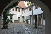 Kirms-Krakow-Haus, Weimar, Thüringen, Deutschland | Kirms-Krakow-Haus, Weimar, Thuringia, Germany