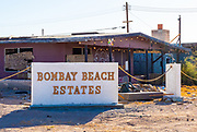 Bombay Beach Estates Monument