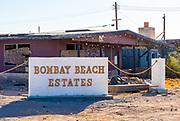 Bombay Beach Estates Monument