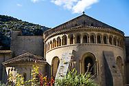 L'abbaye de Saint Guilhem Le Désert est une abbaye bénédictine fondée en 804 par Guillaume de Gellone. Elles est inscrite au patrimoine mondial de l'UNESCO depuis 1998 / The abbey of Saint Guilhem Le Desert is a Benedictine abbey founded in 804 by William of Gellone. It is a World Heritage Site by UNESCO since 1998.