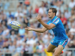 Mattia Bellini of Italy  - Photo mandatory by-line: Dougie Allward/JMP - Mobile: 07966 386802 - 11/07/2015 - SPORT - Rugby - Exeter - Sandy Park - European Grand Prix 7s